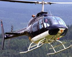 Die Nordschleife aus dem Helikopter im Renntempo erleben!